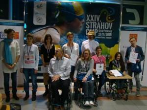 víťazi v dvojboji Strahov Cupu 2015 v Prahe